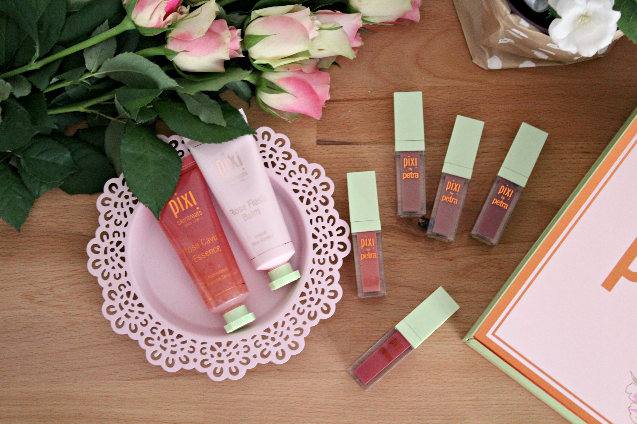 Pixi - My Rose Essence Collection